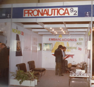 salon nautico 1985